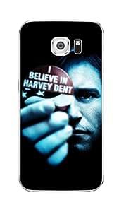 Upper Case Fashion Mobile Skin Sticker For Samsung Galaxy S6