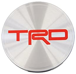 Genuine Toyota Accessories PTR18-35092 TRD Center Cap
