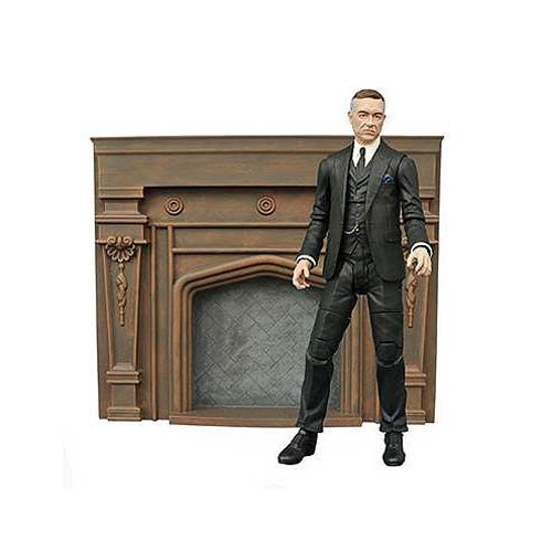 Gotham TV Series Alfred Pennyworth Action Figure at Gotham City Store