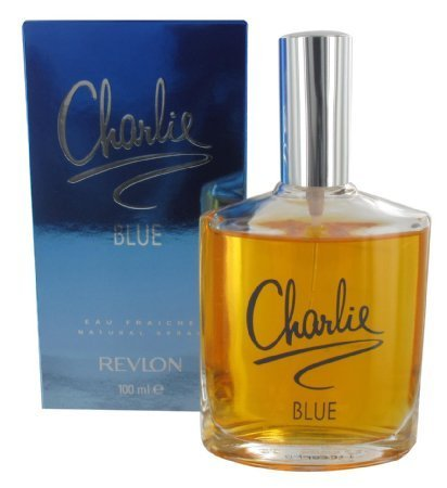 "Revlon - Profumo da donna ""Charlie Blue"", 100 ml, nuovo"