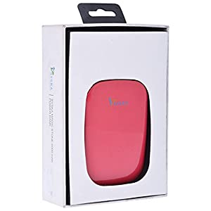 Syska Magic Stone 6000 mAh Power Bank  Red  available at Amazon for Rs.2299