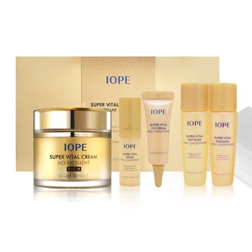 iope-super-vital-cream-bio-excellent-50ml-with-gift-set-best-moisturizer-for-dry-skin