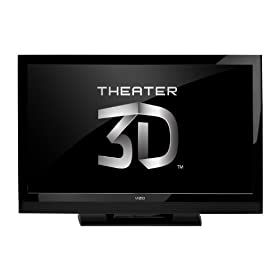 VIZIO E3D420VX 42 Inch Class Theater 3D LCD HDTV with VIZIO Internet Apps�