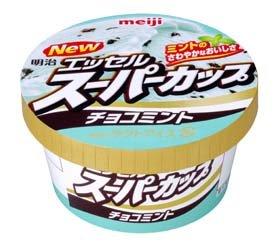 明治 スーパーカップ チョコミント 18個入