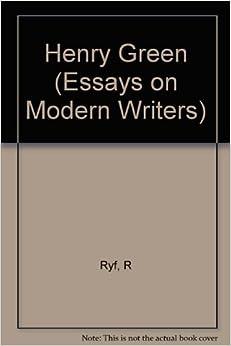 columbia essays on modern writers