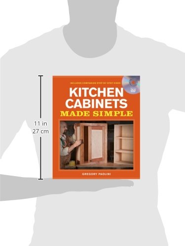 building kitchen cabinets made simple a book and building kitchen cabinets part 18 starting the wall