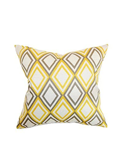 The Pillow Collection 18 Anthony Pillow, Yellow