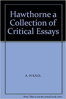Hawthorne critical essays