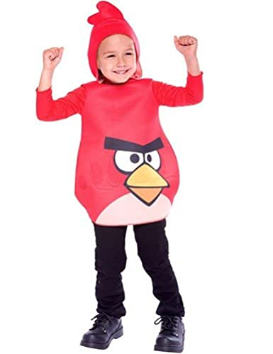 Toddler Red<br />Angry Bird Costume
