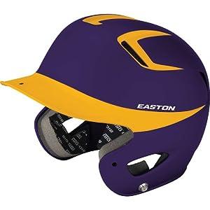 Easton Williamsport Natural Grip TwoTone Senior Batting Helmet  by Easton