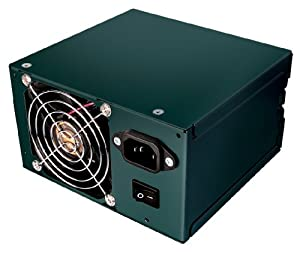 Antec Earthwatts, 500W A/PFC  Power Supply - Green