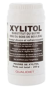 Xylitol 250g Qualidiet - Vital Osmose