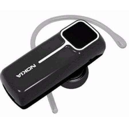 Nokia Bh-211 - Headset ( Over-The-Ear ) - Wireless - Bluetooth