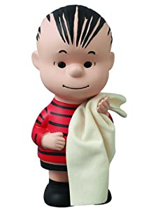 Medicom Peanuts: Linus Vinyl Collectible Doll (Vintage Version)