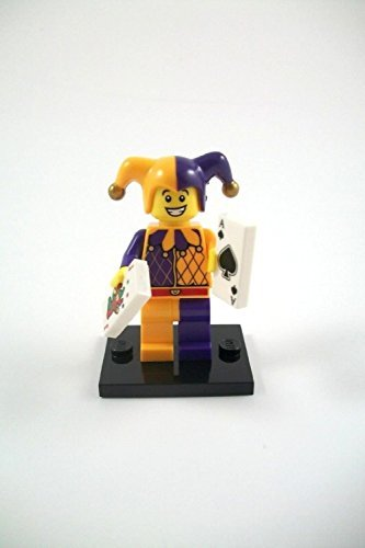 LEGO Series 12 Collectible Minifigure 71007 - Jester - 1