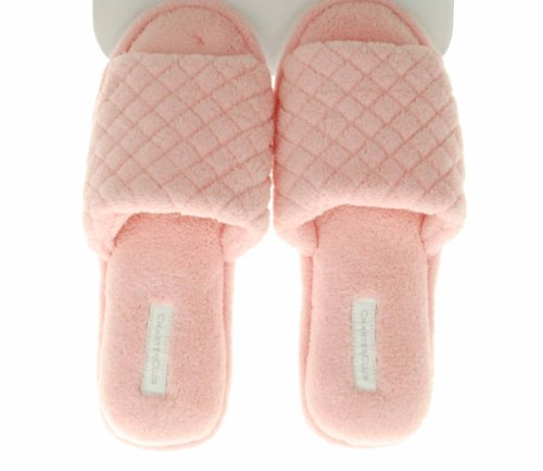 Cheap Charter Club Open Toe Slippers (B004WL8P7I)