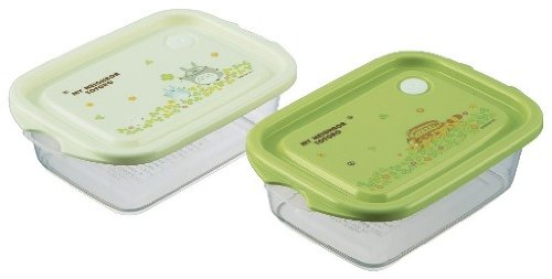 My Neighbor Totoro (clover) Food container M 2P FCN2W