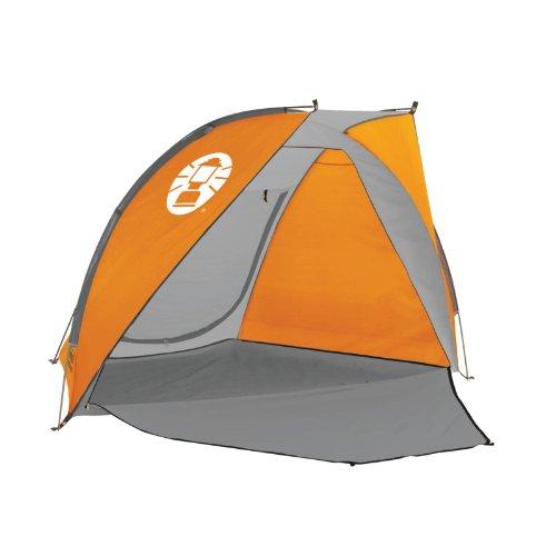 Coleman Compact Shade Shelter, Orange