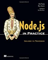 Node.js in Practice Front Cover