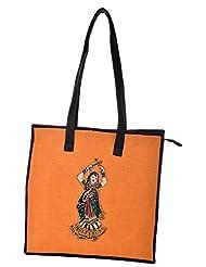 Ganesh Kalamakri Patch Work Women's Shoulder Bag (Multi Color, G_C_18)