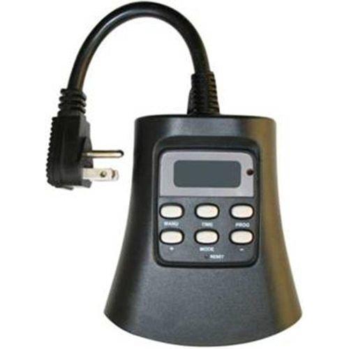 Westek Tm27Dolb 3-Outlet 3 Mode Outdoor Digital Timer