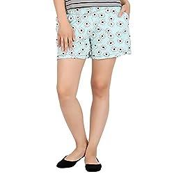 Half-Inch Womens Shorts