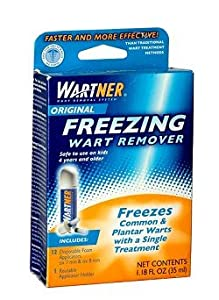 Wartner Original Freezing Wart Remover by Wartner