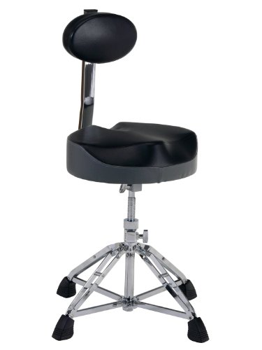 Mes T-2000 Drum Stool with backrest
