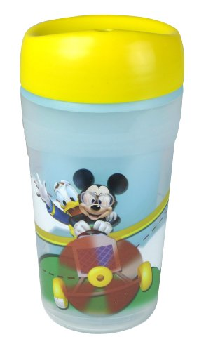 The First Years Grown Up Trainer Cup, Mickey Mouse, 9 Ounce