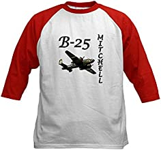 CafePress Kids Baseball Jersey - B-25 Mitchell Kids Baseball Jersey