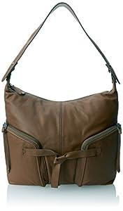 Kooba Handbags Farrah Shoulder Bag,Earth,One Size