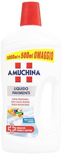 Amuchina - Liquido Pavimenti, Rimuove Germi e Batteri , 1.5 l