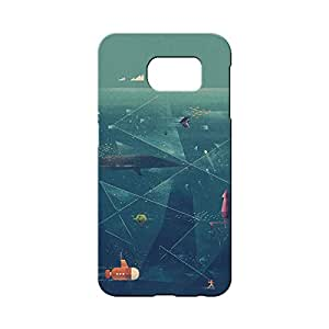 G-STAR Designer 3D Printed Back case cover for Samsung Galaxy S6 - G7850