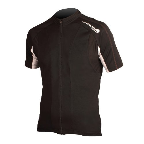 Buy Low Price ENDURA Endura FS260-Pro Jersey 2012 X-Large Black (E3050BK/6)