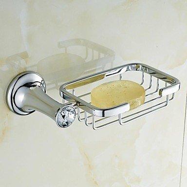 wzl-accesorios-de-bano-contemporaneo-de-pared-cromo-platos-soap
