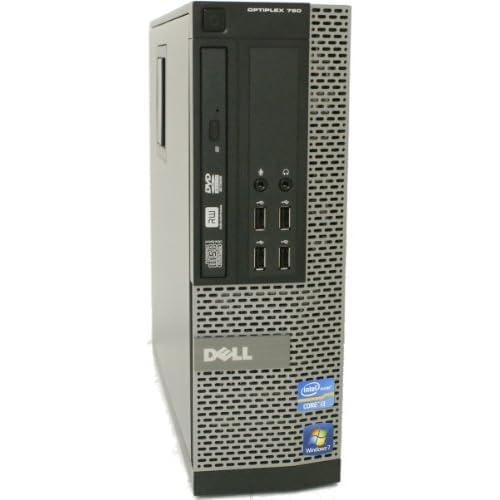 中古パソコン デスクトップ DELL OptiPlex 790 SFF Core i3 2100 3.10GHz 2GBメモリ 250GB Sマルチ Windows7 Pro 搭載 リカバリーディスク付属 動作保証30日間