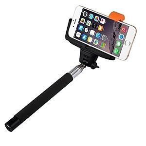 selfie stick u shape self portrait monopod extendable selfie stick. Black Bedroom Furniture Sets. Home Design Ideas