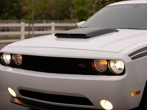 Dodge Challenger Hood Challenger Functional Ram