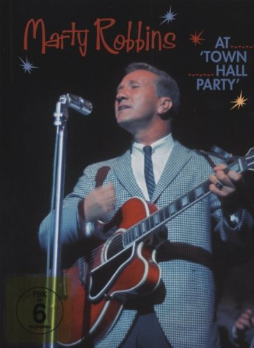 Marty Robbins At Town Hall Party