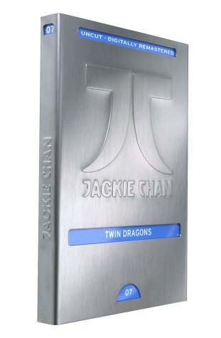 Twin Dragons (Limited Edition) Steel Box