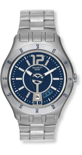 Swatch Men's Analogue Quartz Watch YTS404G