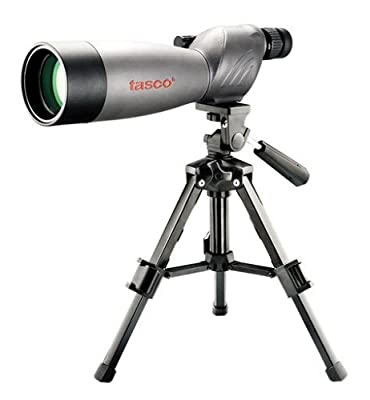 Tasco World Class 20-60x60mm Spotting Scope from Tasco