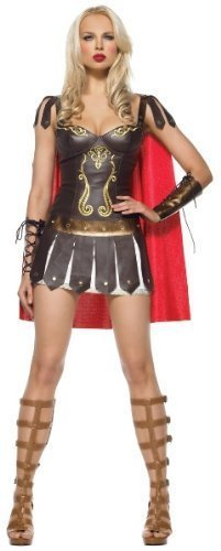 Warrior Princess Adult Costume (Small)