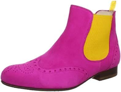 pertini pertini 18 chelsea boots womens pink pink laser citron size 3 5 36 eu. Black Bedroom Furniture Sets. Home Design Ideas