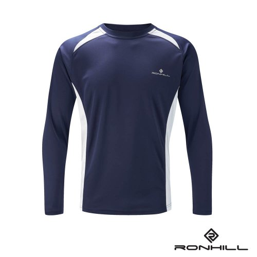 Ron Hill Pursuit Long Sleeve Mens Running T-Shirt