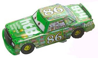 Picture of Mattel CARS CHICK HICKS Figure (B000FPV9GY) (Mattel Action Figures)