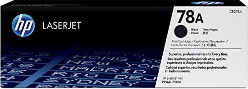 HP 78A Original LaserJet Tonerkartusche (CE278A) (für HP Laserdrucker) schwarz