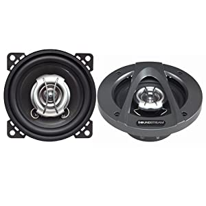 Soundstream PCT.402 4-Inches 2 Way Speakers