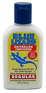 Blue Lizard Sunscreen - 5oz Bottle