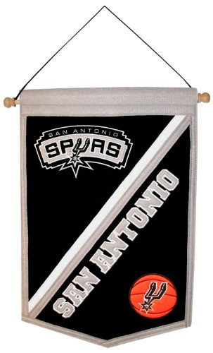 San Antonio Spurs Dynasty Banner